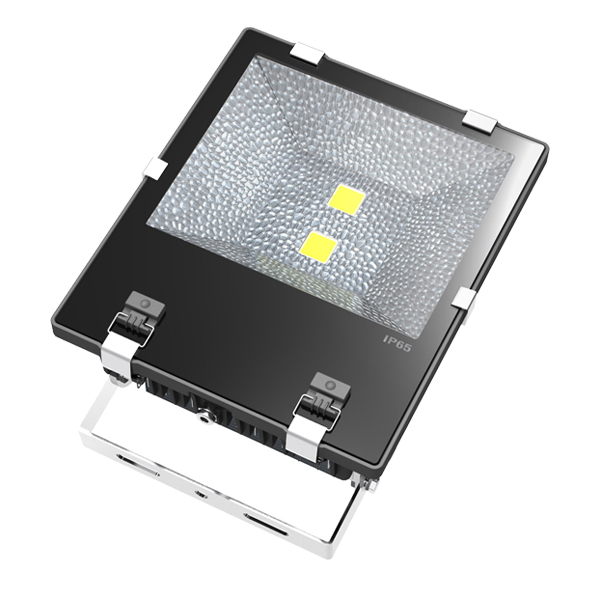 150w led floodlight outdoor security warm white. Black Bedroom Furniture Sets. Home Design Ideas